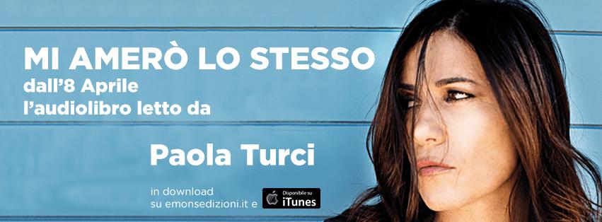 Audiolibro Paola Turci