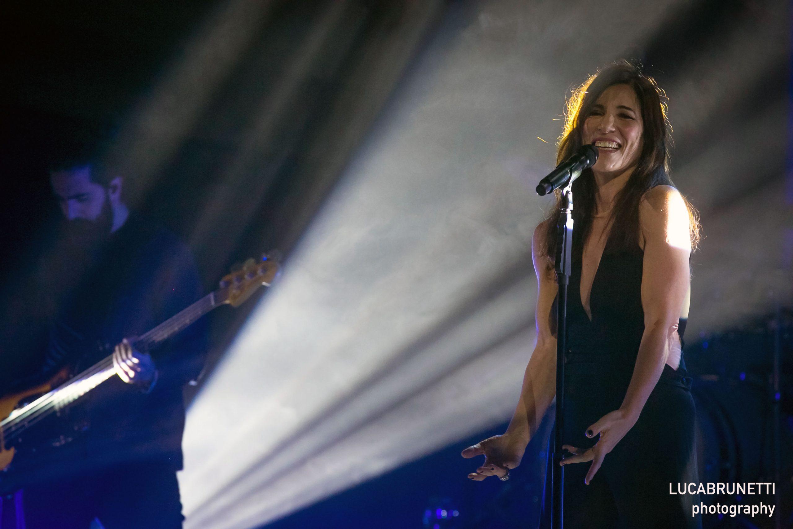 Paola Turci Il Secondo Cuore Todi Live