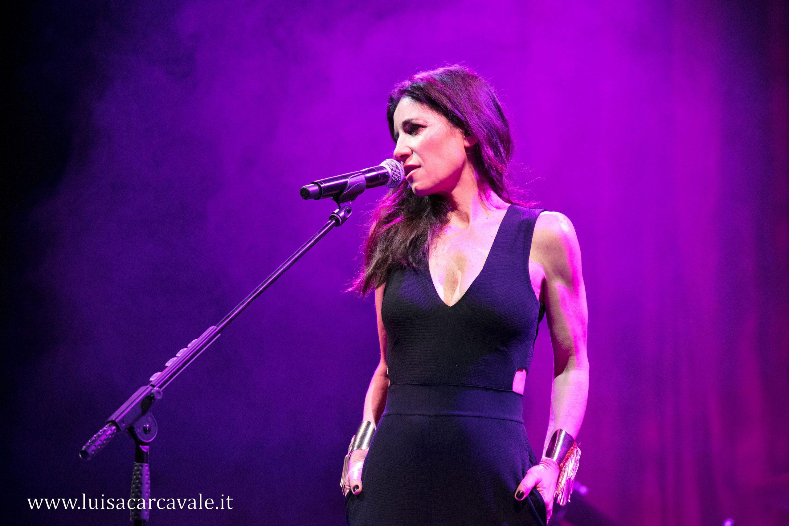 Paola Turci Il Secondo Cuore Roma Live