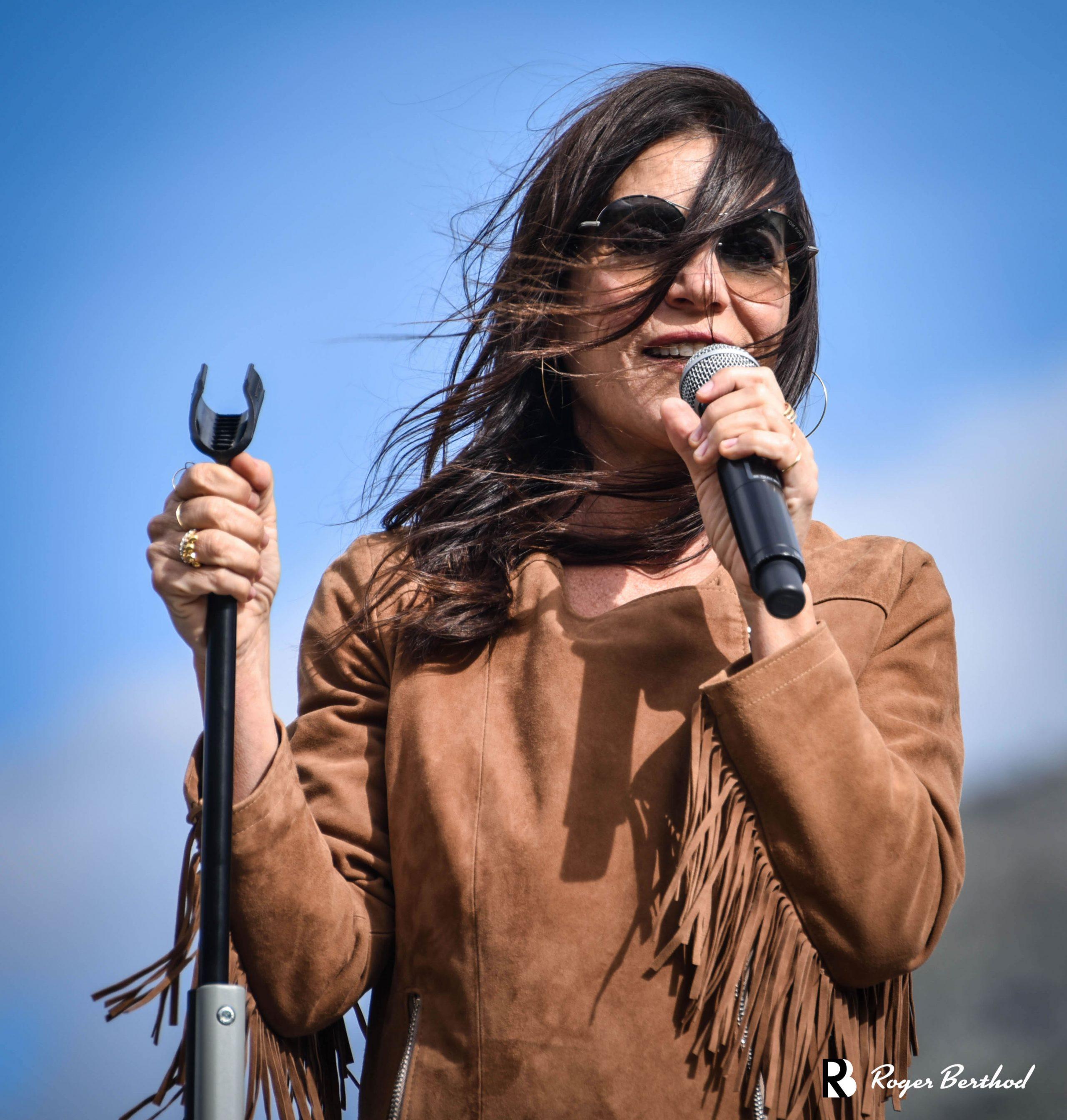 Paola Turci Il Secondo Cuore Live Ayas (AO)