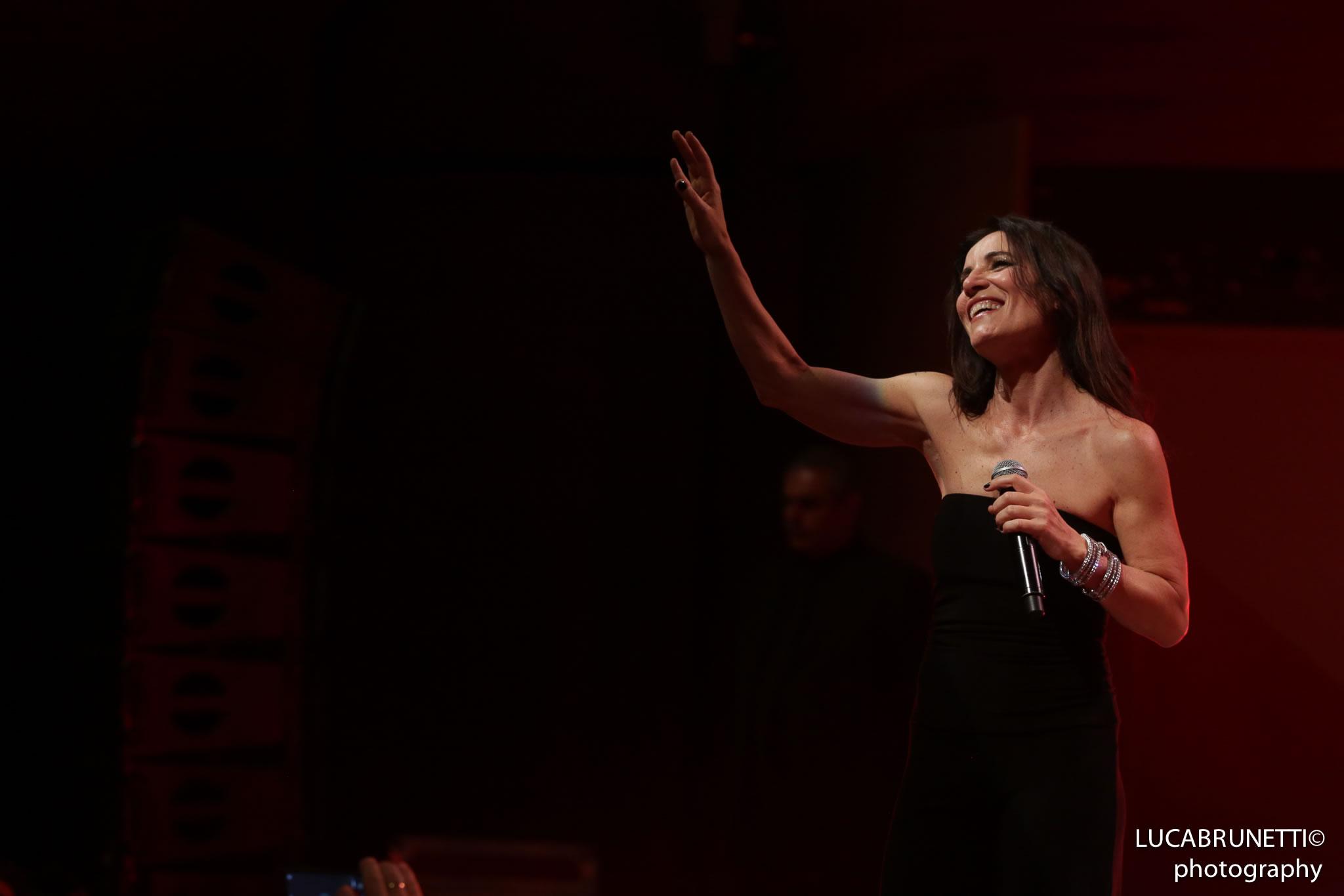 Paola Turci Il Secondo Cuore Milano Live