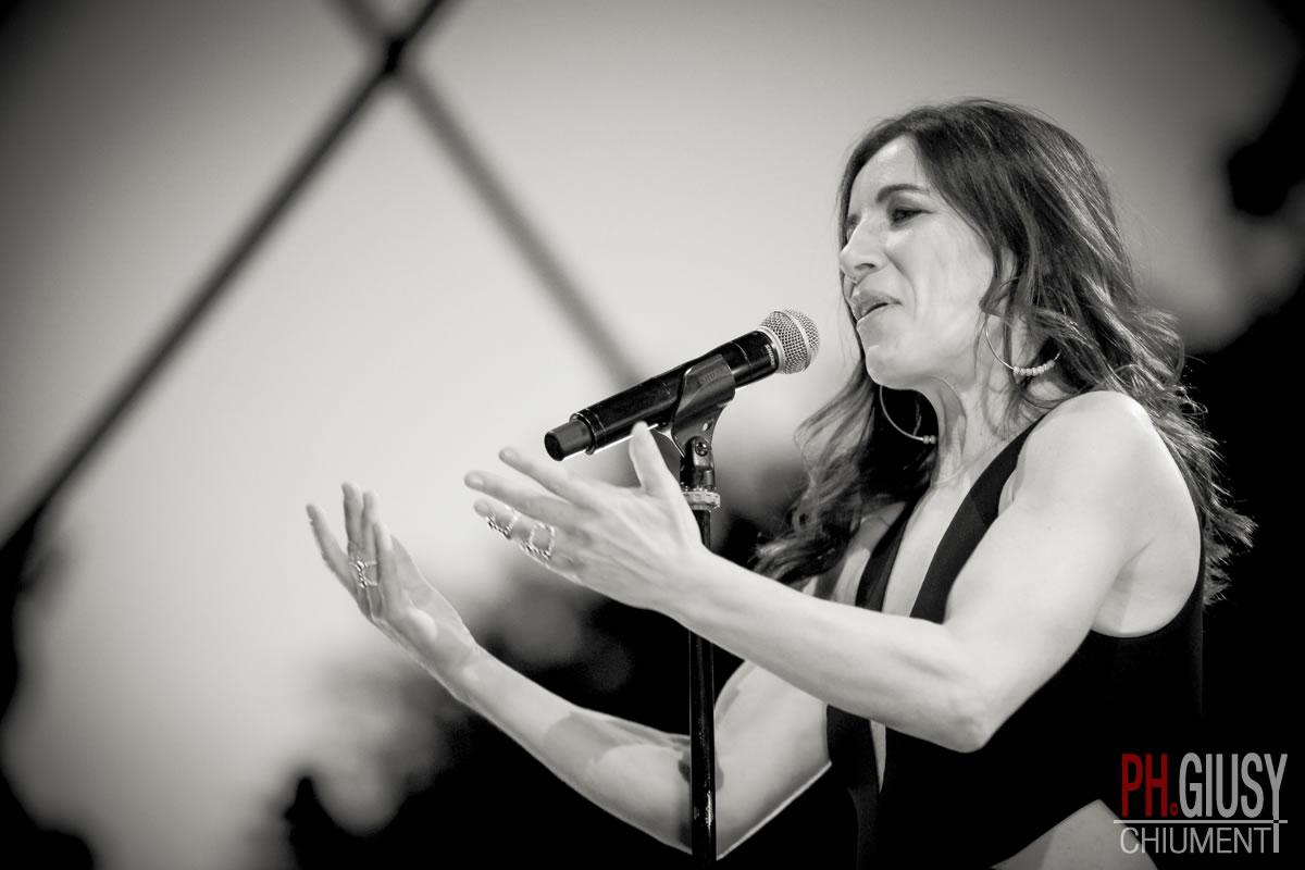 Paola Turci Il Secondo Cuore Pavia Live