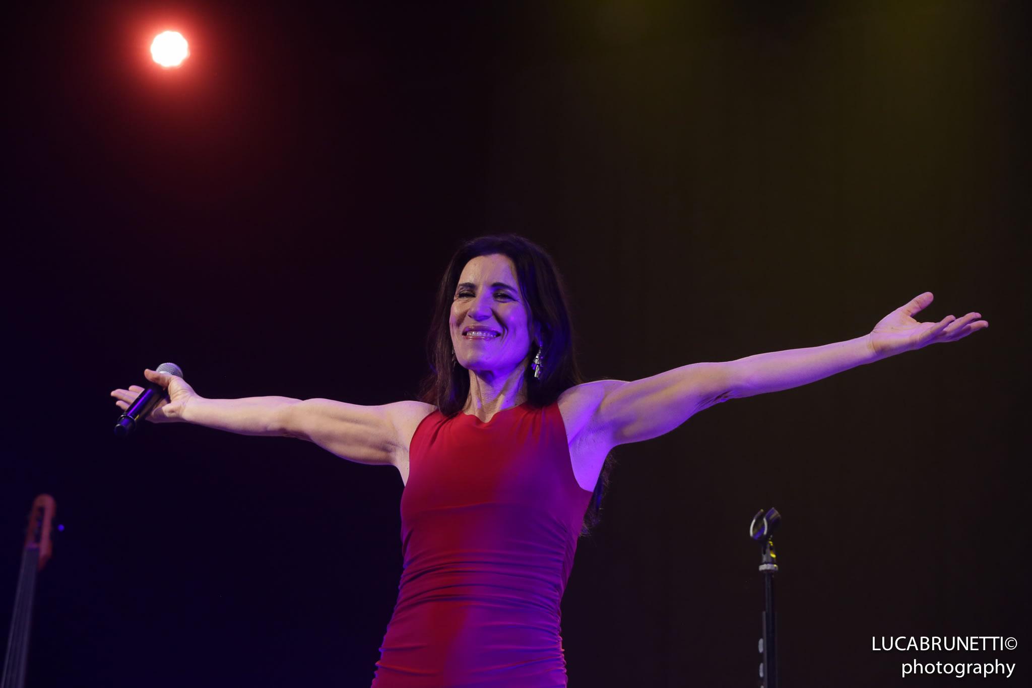 Paola Turci Il Secondo Cuore Reggio Emilia Live