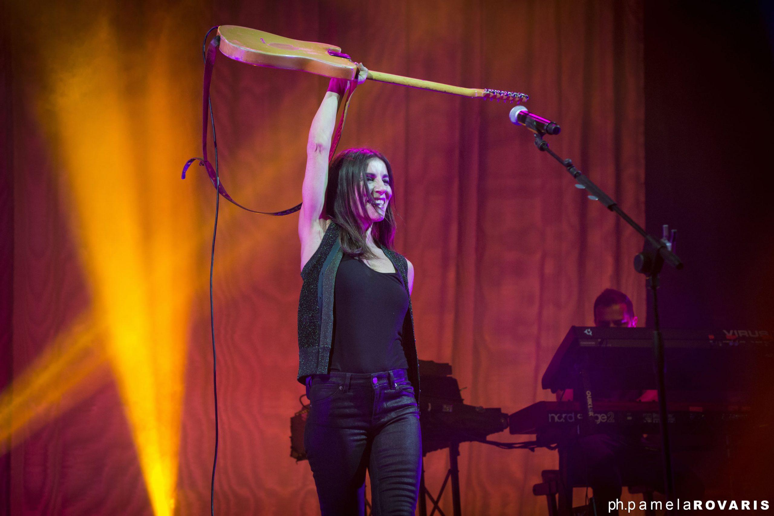 Paola Turci Il Secondo Cuore Live Varallo Sesia