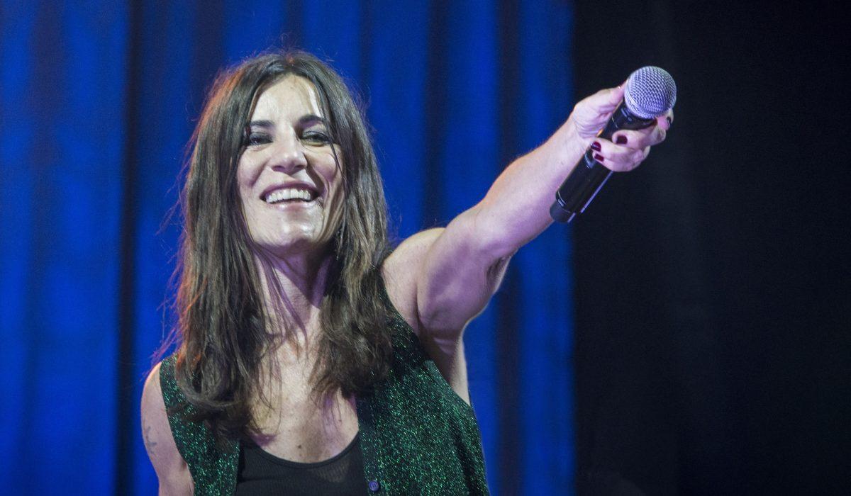 Paola Turci Il Secondo Cuore Live Ayas (AO