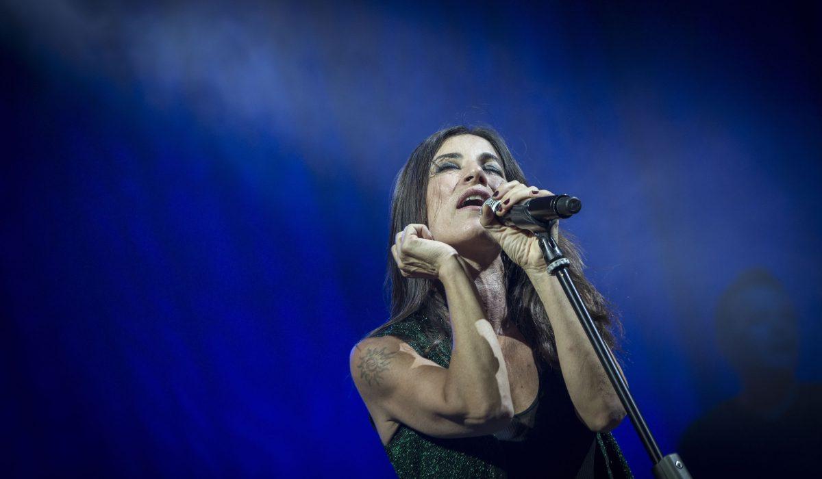 Paola Turci Il Secondo Cuore Tour Live Varallo Sesia
